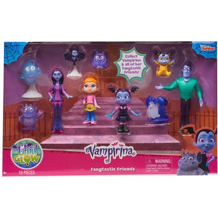 Vampirina Fangtastic Friends Toy Activity Role-Play Sets Toy Now $12.10 (Was $29.99)