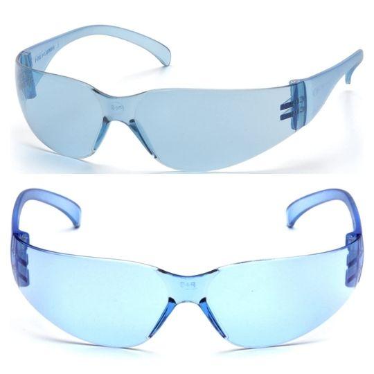 Pyramex Intruder Safety Eyewear, Infinity Blue Frame Now .14 (Was .99)