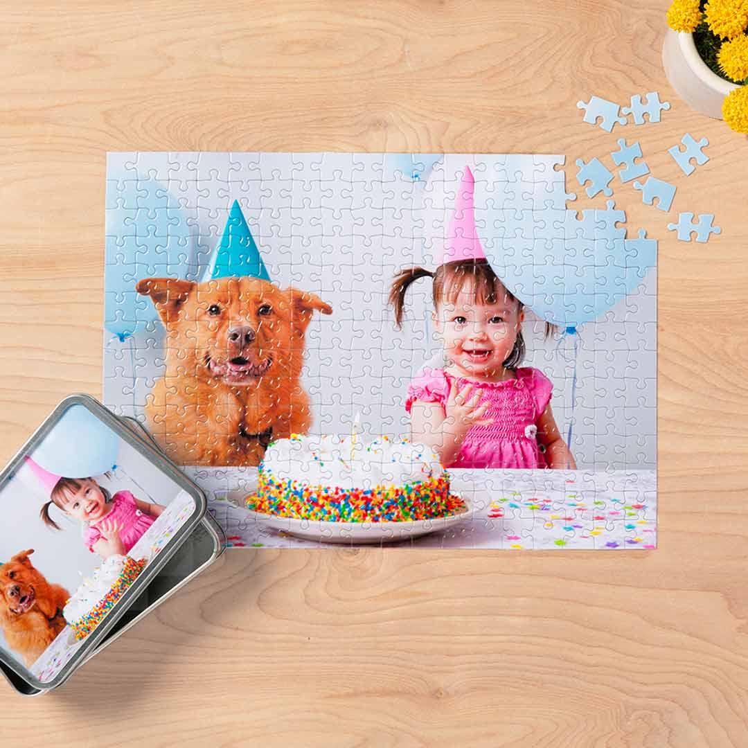 Walgreen's Photo Coupon Code = 10x14 Custom Puzzle 70% Off