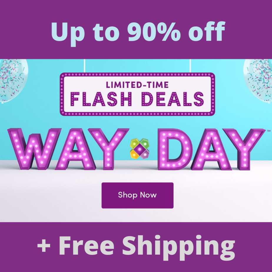 Wayfair Way Day - FREE SHIPPING ON ALL ORDERS