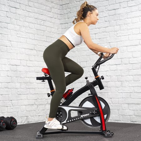 Cyclace Indoor Exercise Bike Stationary Cycling Bike Now $290.73 (Was $349.99)