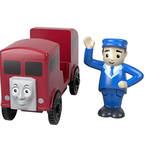 Thomas & Friends Fisher-Price Wood, Bertie Now .28 (Was .99)