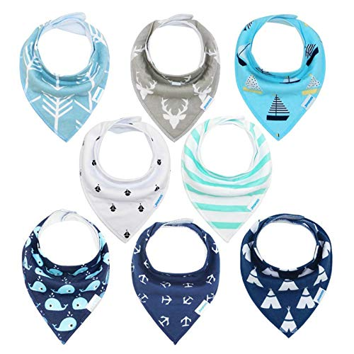Baby Bibs 8 Pack Now .79 (Was .99)