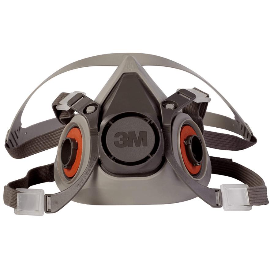 3M Half Facepiece Reusable Respirator 6200 Now .46 (Was .69)