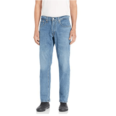 Levi's Men's 559 Relaxed Straight Jean, Aloe Subtle Now .80 (Was .50)
