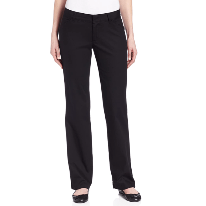 Dickies Women's Relaxed Straight Stretch Twill Pant, Now .26 (Was .00)