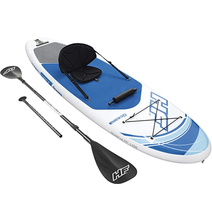Hydro-Force Oceana Inflatable Stand Up Paddle Board, 10' x 33