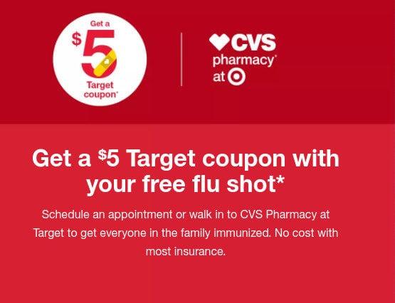 FREEbies for Getting a Flu Shot