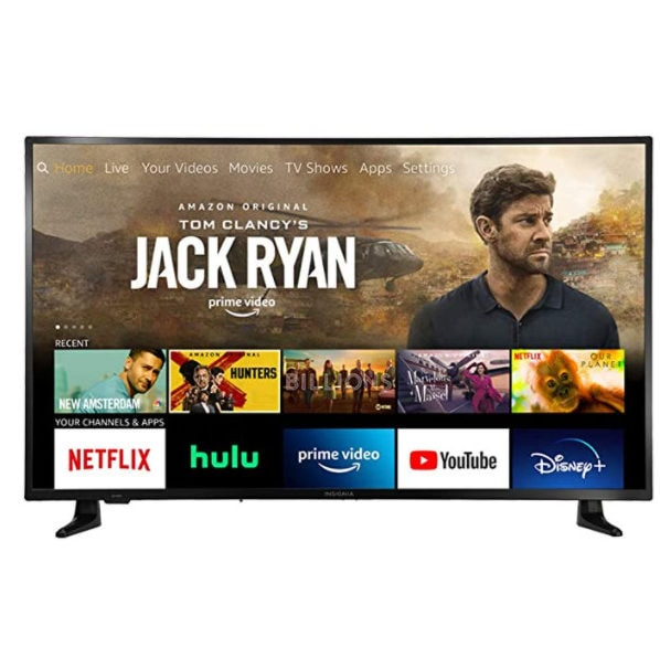 Insignia 43-inch Smart 4K UHD - Fire TV Edition Now 9 **Prime Only**