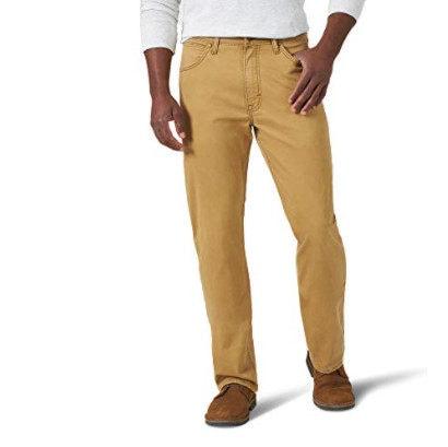 Wrangler Authentics Men's Authentics Straight Fit Twill Pant Now .00 (Was .99)