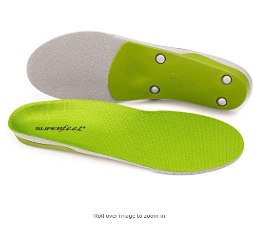 Superfeet Green Premium-U Insole Now .99 (Was .44)