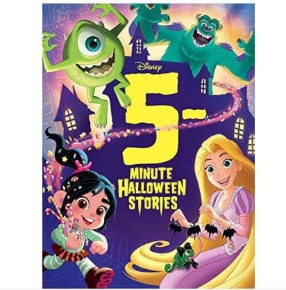 5-Minute Halloween Stories Book Now .27 (Was .99)