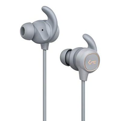 AUKEY Wireless Earbud Water - Resistance Sport Headphones Now .99 (Was )