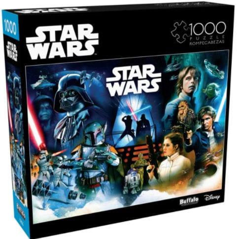 Buffalo Games Star Wars Piece Jigsaw Puzzle Now .97 (Was .99)