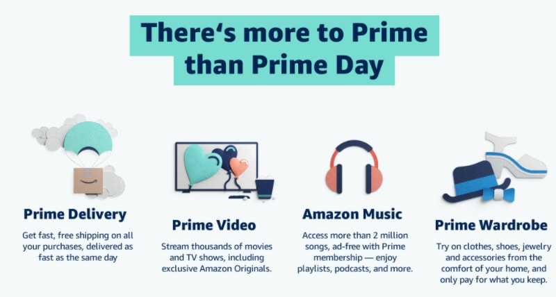 Prime Day is LIVE!!!!!!!!!!!!!!!!