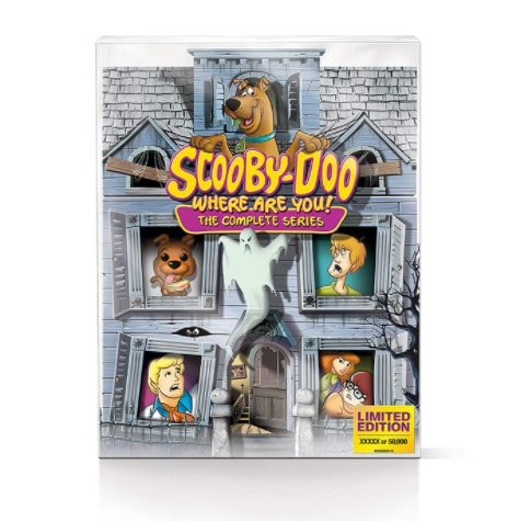 Scooby-Doo, Where Are You!: The Complete Series (Blu-ray) Now .99 (Was .99)