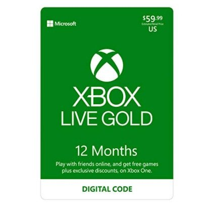25% Back on Digital Video Game Gift Cards **EXTENDED**