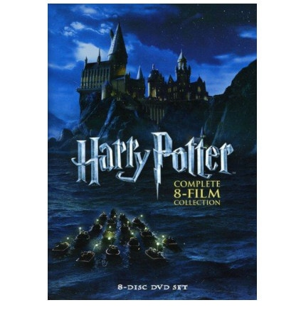 Harry Potter: The Complete 8-Film Collection Now .49 (Was )