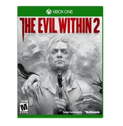 The Evil Within 2 Game for Xbox One Now .99 (Was .99)
