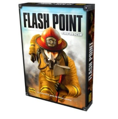 Indie Boards and Cards Flash Point Fire Rescue 2nd Edition Now .74 (Was .99)