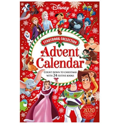 Disney Storybook Collection Advent Calendar Now .99 (Was .99)