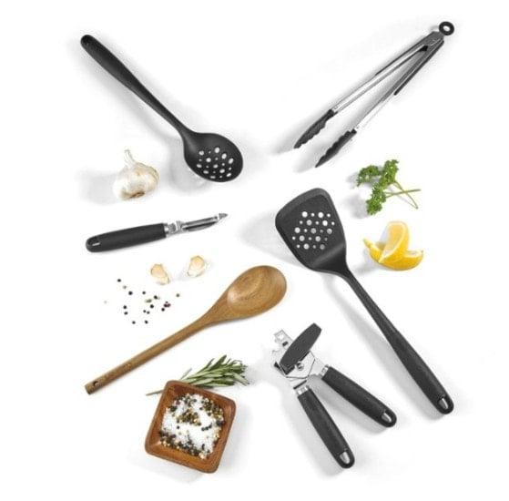 Cuisinart - 6 PC Tool and Gadget Set Indoor Cooking .99 (Was )