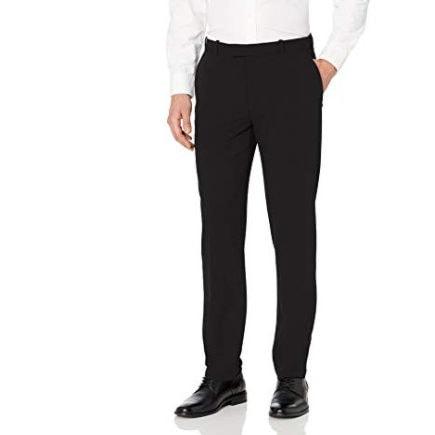 Van Heusen Men's Flex Straight Fit Flat Front Pant Now .00 (Was )