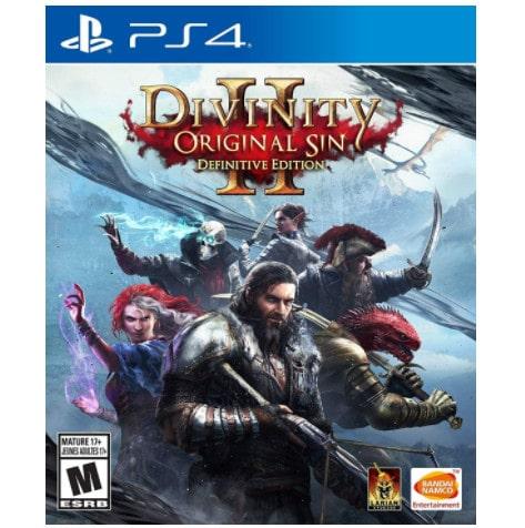 Divinity: Original Sin 2 - PlayStation 4 Definitive Edition Now .99 (Was .95)