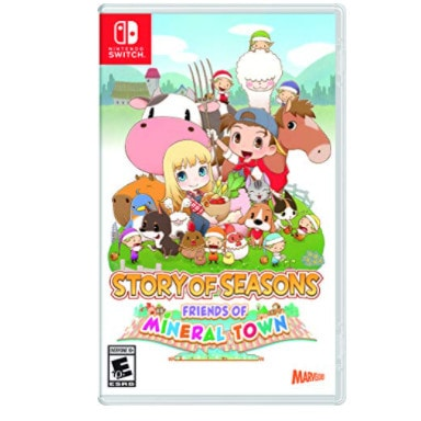 Story of Seasons: Friends of Mineral Town - Nintendo Switch Now .99 (Was .99)