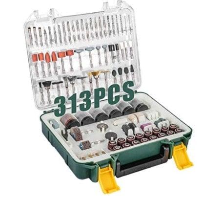 POPOMAN Rotary Tool Accessories Kit, 313 Piece Now .93