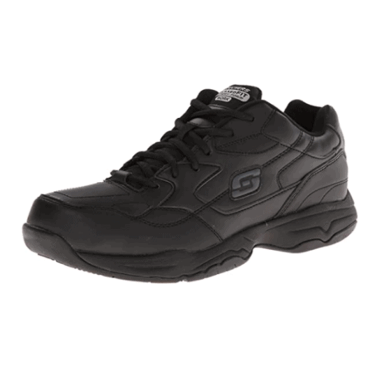 Men's Skechers Work Felton Shoes Now .00 (Was .00)