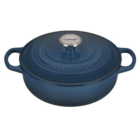 40% Off Le Creuset - Cast Iron Signature Sauteuse Oven Now 9.95 (Was 0)