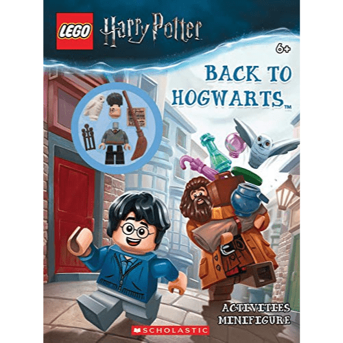 Back to Hogwarts Activity Book with Minifigure Now .60 (Was .99)