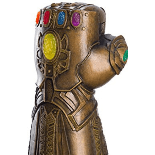 Rubie's Marvel Avengers: Infinity War Deluxe Child's Gauntlet Now .56 (Was .95)