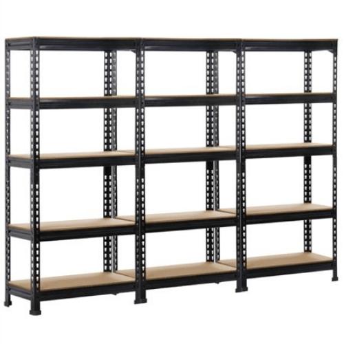 5-Tier Adjustable Storage Rack Shelf Now 9.88 (Was 9.99)