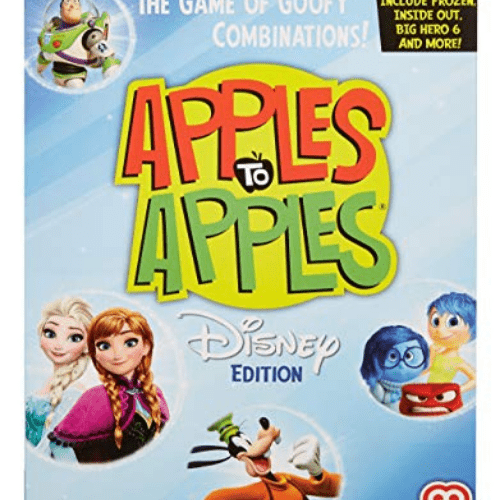 Disney Apples to Apples Game Now .29 (Was .99)