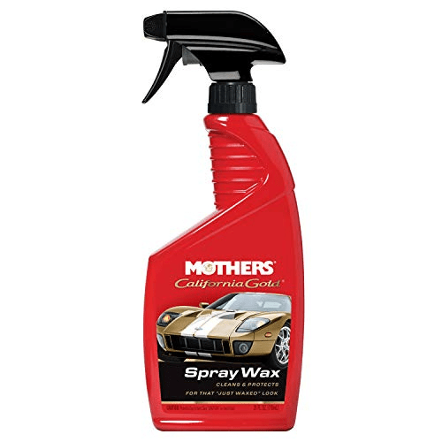 Mothers California Gold Spray Wax Now .19 (Was .49)