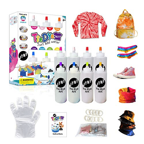 Tie Dye Kit, One-Step DIY Project Now .29 (Was .99)