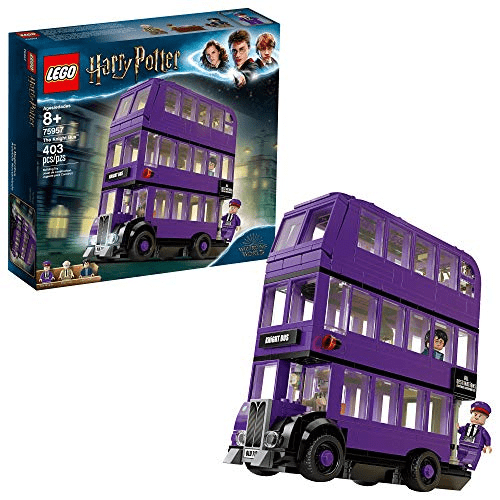 LEGO Harry Potter and The Prisoner of Azkaban Knight Bus Now .99 (Was .99)