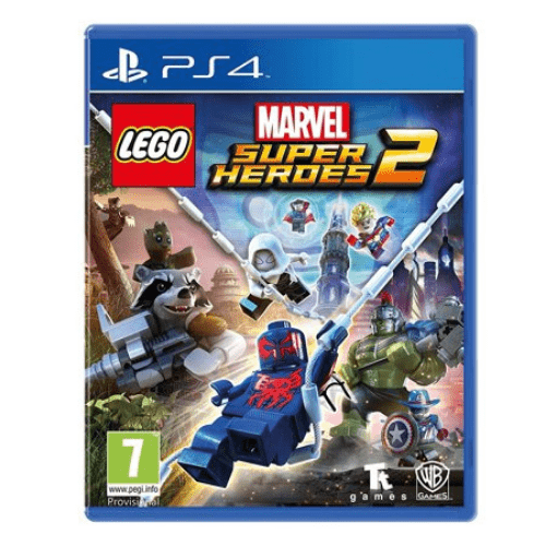LEGO Marvel Super Heroes 2, Playstation 4 Now  (Was .99)