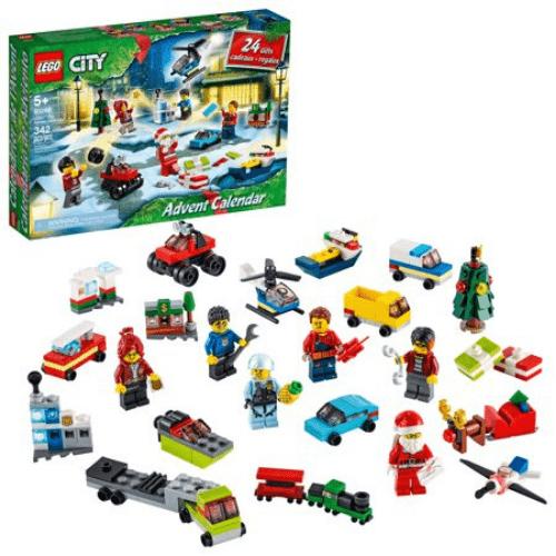 LEGO City Advent Calendar Now .97 (Was .99)