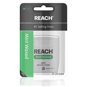 Reach Waxed Dental Floss Now 97¢