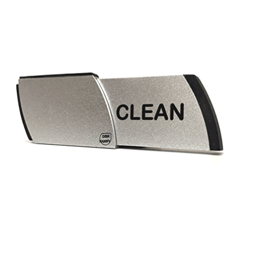 Premium Metal Dishwasher Magnet Clean Dirty Sign Now .95 (Was .99)