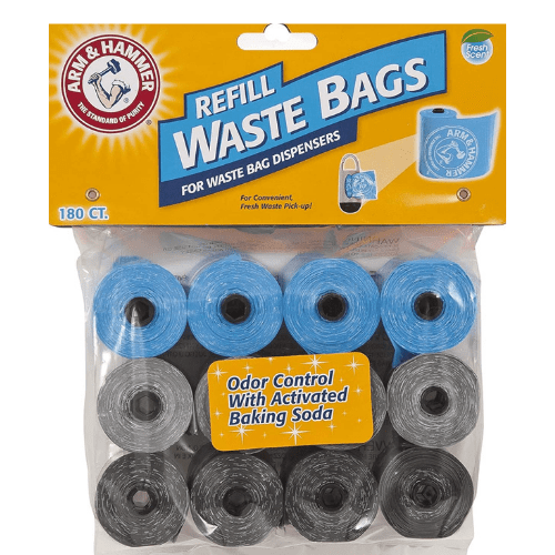 Arm & Hammer Easy-Tear Disposable Waste Bag Now .90 (Was .99)