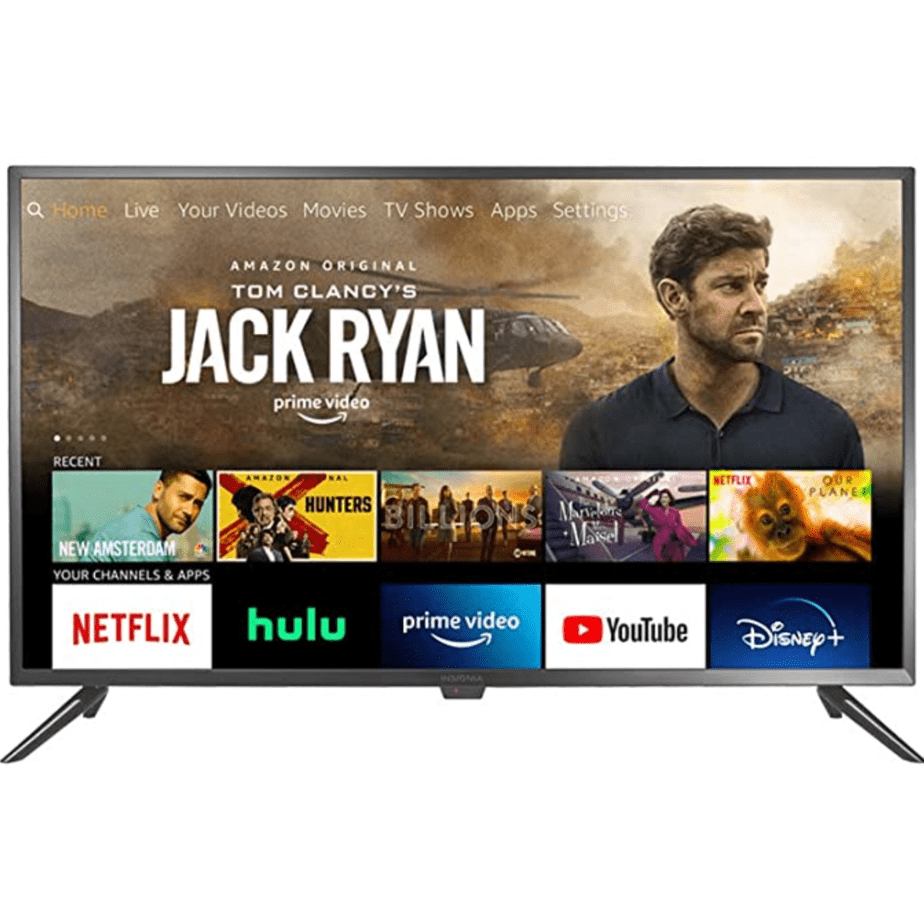 Insignia 24-inch Smart HD TV - Fire TV Edition Now .99 (Was 9.99)