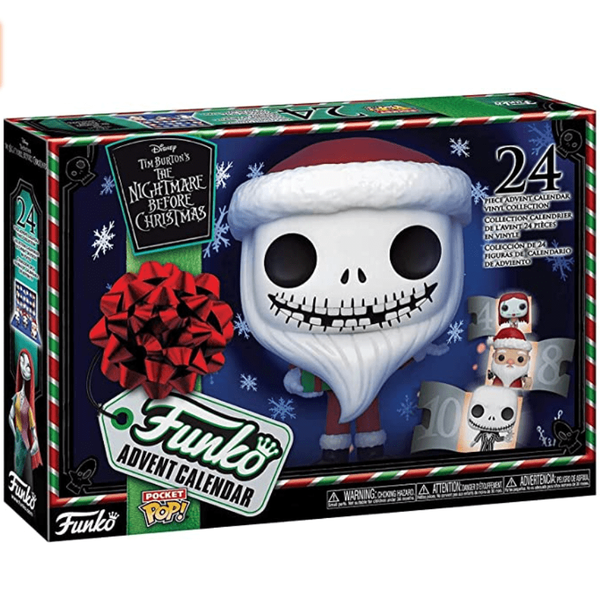 Funko Advent Calendar: The Nightmare Before Christmas 24 Pop! Figures Now .99 (Was .99)
