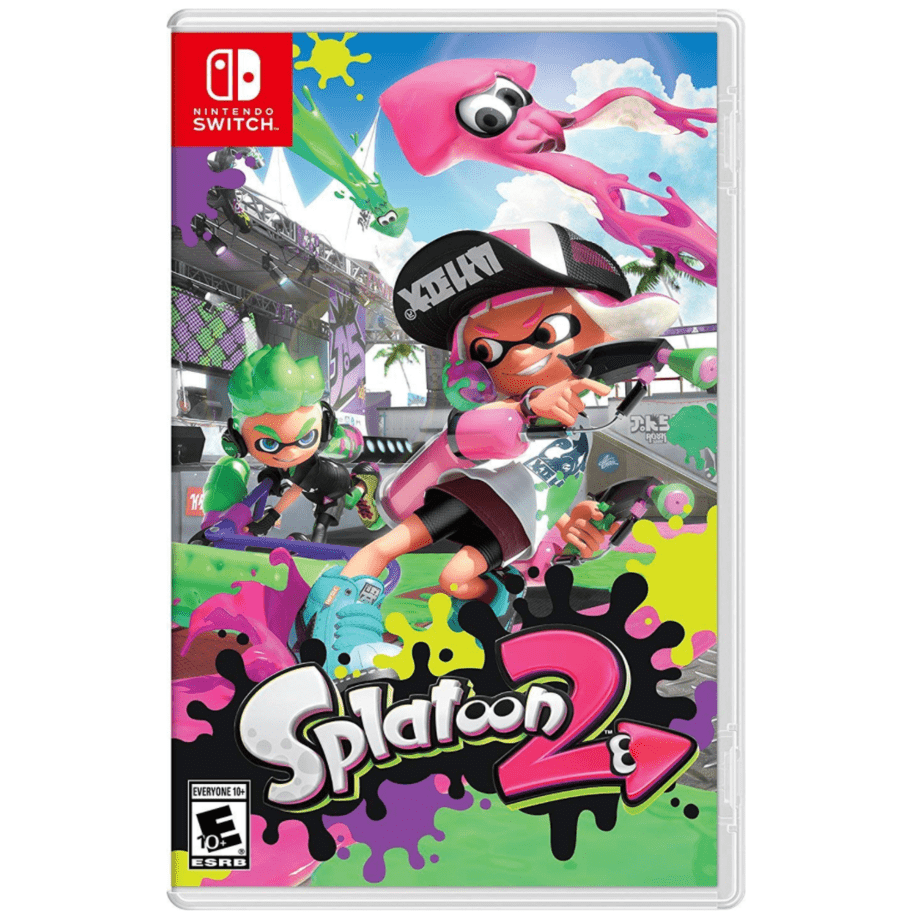 Splatoon 2 Nintendo Switch Now .99 (Was .99)