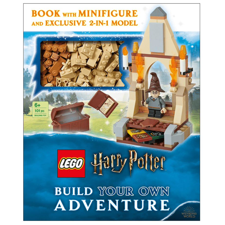 LEGO Harry Potter Build Your Own Adventure Now .91 (Was .99)