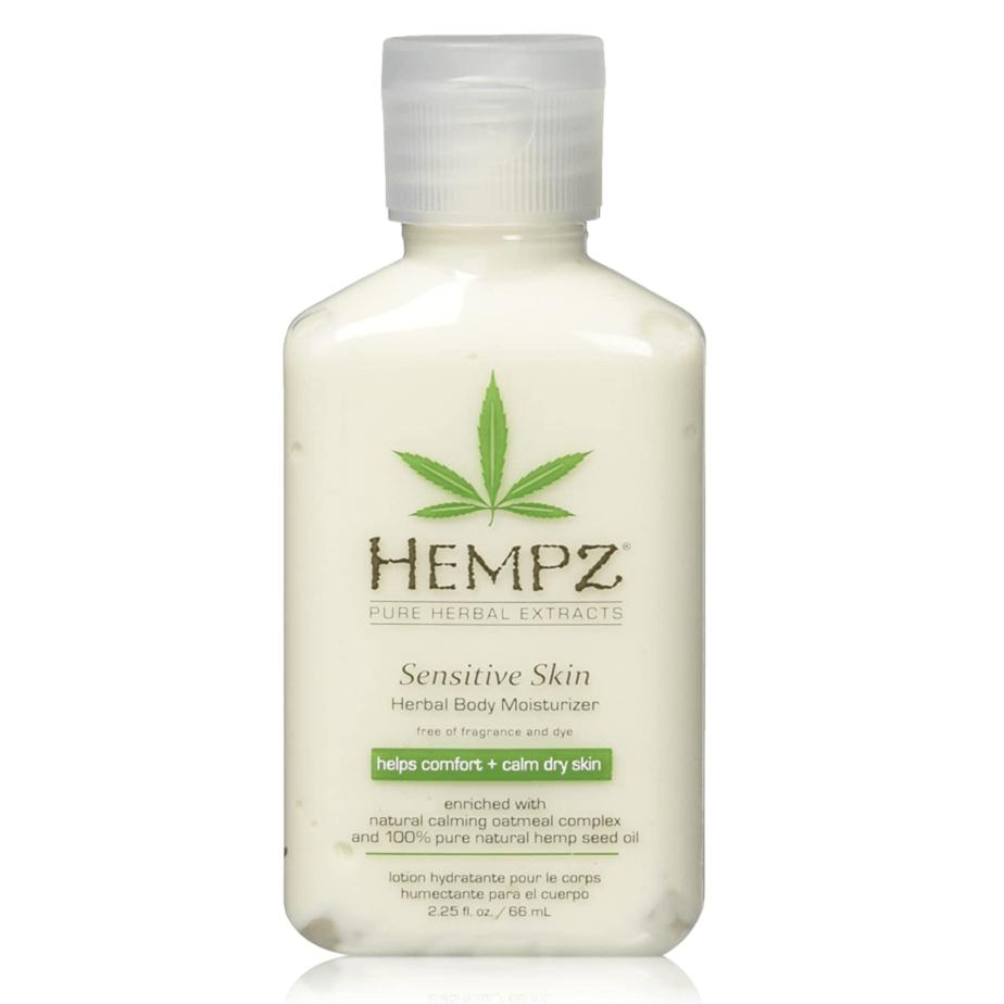 Hempz Sensitive Skin Herbal Body Moisturizer with Oatmeal Now .49 (Was .75)