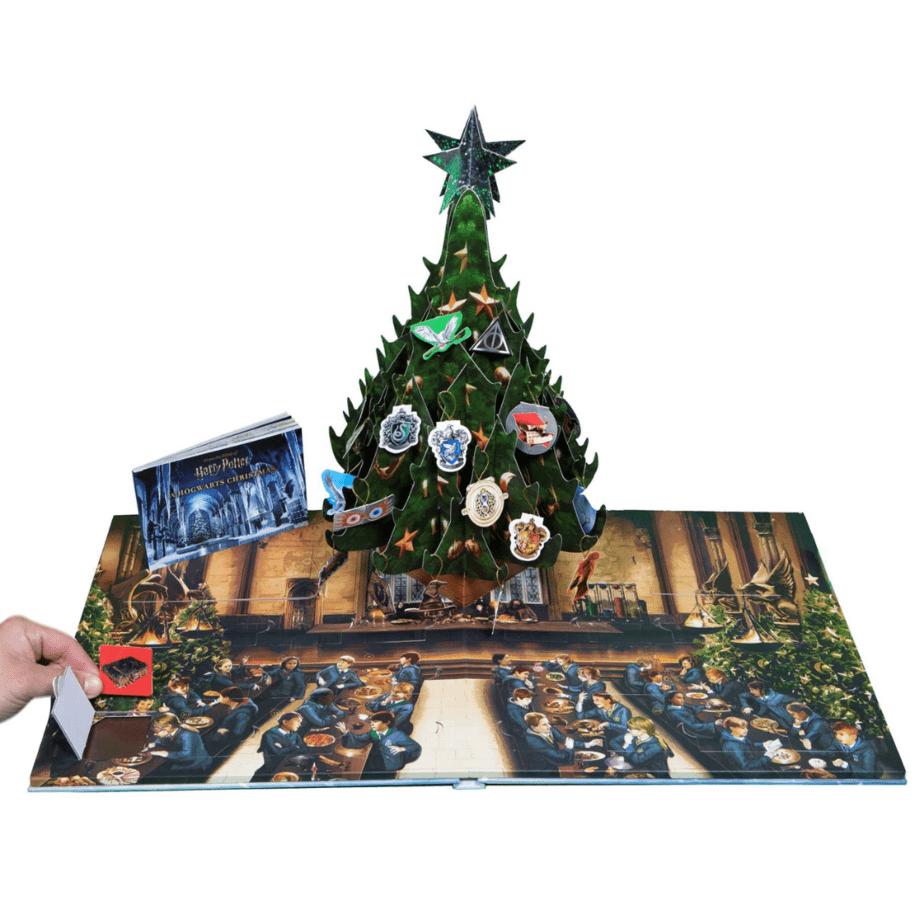 Harry Potter: A Hogwarts Christmas Pop-Up Advent Calendar Now .89 (Was .99)